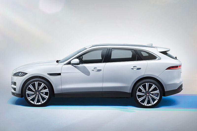 F-Pace: World Car of the Year