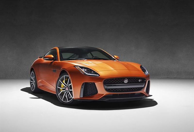 JAGUAR F-TYPE SVR!!!