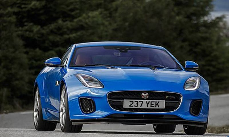 test jaguar f-type 2.0